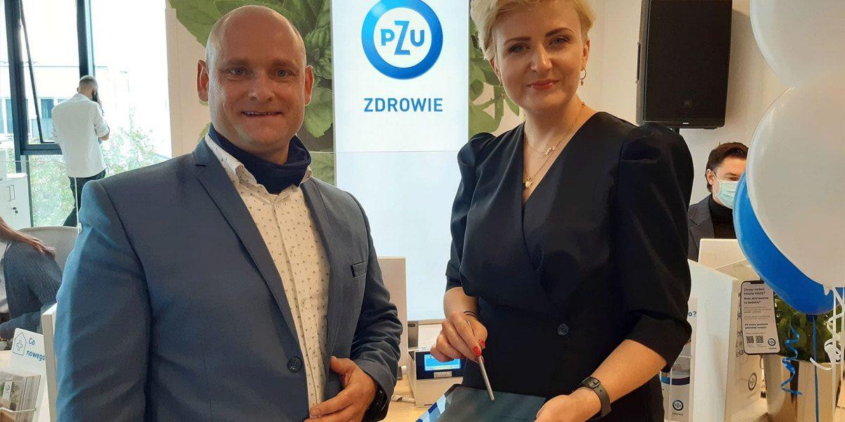 Specjalista Infinite IT Solutions wdraża podpis elektroniczny w PZU Zdrowie